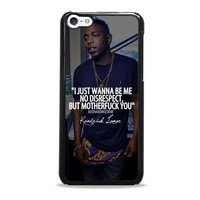 Kendrick Lamar Quote Band Iphone 5C Cases