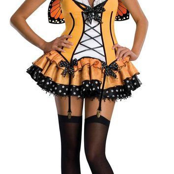Fantasy Butterfly Xs Adult costume for Halloween