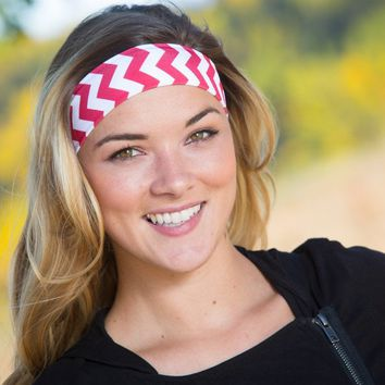 Red, White and You Headband