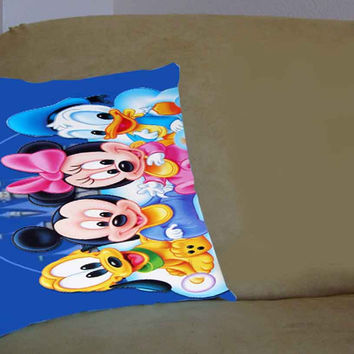 disney - Pillow Case, Pillow Cover, Custom Pillow Case **