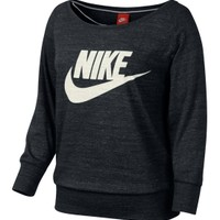 Nike Women's Gym Vintage Crewneck Shirt - Dick's Sporting Goods