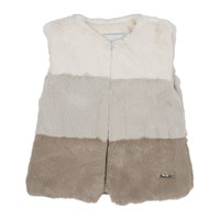 Mayoral Girls' Ocher Fade-Out Vest