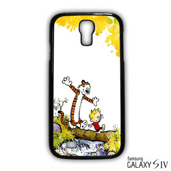 Calvin and Hobbes (2) for phone case Samsung Galaxy S3,S4,S5,S6,S6 Edge,S6 Edge Plus phone case