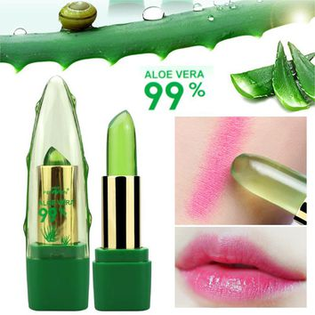 99% ALOE VERA Natural in Lipstick form