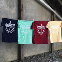 """Bare Wires """"Anchor"""" Shop Tee"""