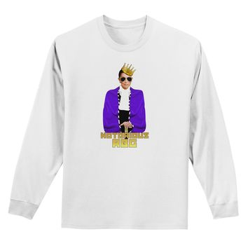 Notorious RBG Adult Long Sleeve Shirt by TooLoud