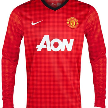 Manchester United Jersey 2012-2013