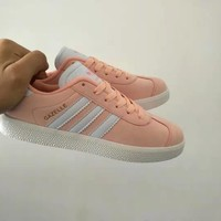 """""""Adidas"""" Fashion Casual Clover Letter Weave Sneakers Women Running Shoes"""