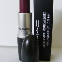 Mac Lipstick Rebel 100% Authentic