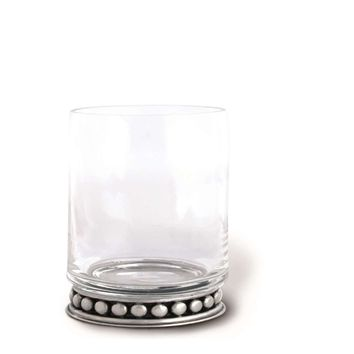 Vagabond House Medici Low Ball Glass - S/4