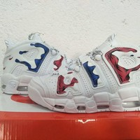 air more uptempo air sneaker shoe size 40 47