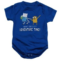 Adventure Time - Fist Bump Infant Snapsuit Officially Licensed Baby Clothing