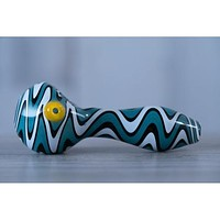 BOO BLOWOUT - ZigZag Spoon Pipe