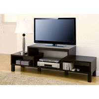 "Walker Stacked Shelf 60"" Media Stand"