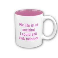 My Life Is So - Mug from Zazzle.com