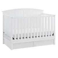 Storkcraft Steveston 4 In 1 Convertible Crib | Null