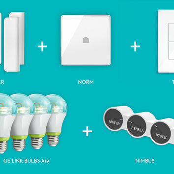 Connected Home Expert Bundle