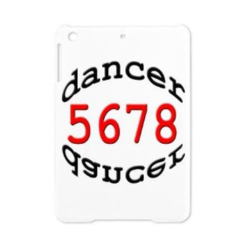 dancer 5678 iPad Mini Case