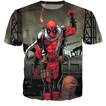 Deadpool T shirt