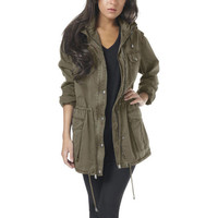 Buffalo David Bitton Ladies' Anorak Jacket