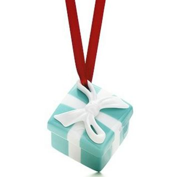Tiffany & Co. | Item | Tiffany Blue Box?- ornament in bone china. | United States