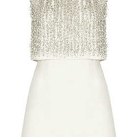 **LIMITED EDITION LOOP BEAD LAYER DRESS