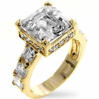 Music Box Engagement Ring, size : 05