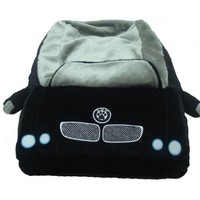 DMW-BMW Ultimutt Car Plush Pet Bed