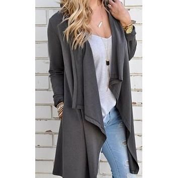 Light Weight Casual Cardigan