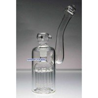 "11"" KIS 13-ARMS Bubbler with Doughnut Mouth Piece"