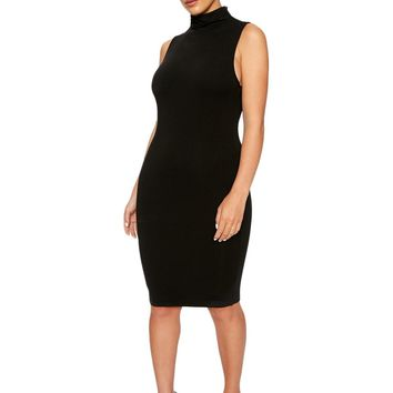 The NW Up To My Neck Dress - New Arrivals