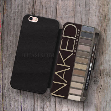 Wallet Leather Case for iPhone 4s 5s 5C SE 6S Plus Case, Samsung S3 S4 S5 S6 S7 Edge Note 3 4 5 NAKED Cases