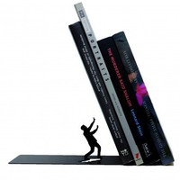 Falling Bookend from ARTORI | Made By ARTORI | 13.00 | Bouf