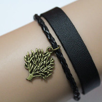 Tree of life bracelet,Friendship gift,Best chosen gift
