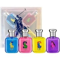 Ralph Lauren Big Pony Women's Collection Coffret Gift Set (4 Minis each 15 ml Size)