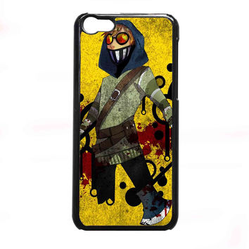 Creepypasta Ticci Toby crown FOR IPHONE 5C CASE *NP*