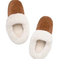 COLEY SUEDE SLIPPER