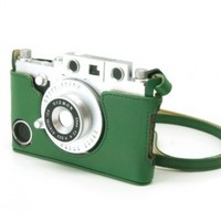 GIZMON iCA Case & Strap For Apple iPhone 4/4S GREEN