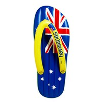 Havaianas Australia - Aussie Green/Blue Inflatable