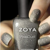 Zoya Nail polish PIXIEDUST collection London ZP 661 Special texture 2013