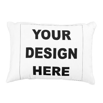 Design Your Own Custom Photo Accent Pillow