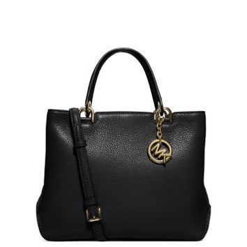Anabelle Medium Leather Tote | Michael Kors