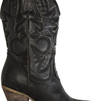 VOLATILE BOULDER COWBOY BOOT > Womens > Footwear > Heels & Wedges | Swell.com
