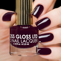 Floss Gloss Smoke On The Nail Nail Polish