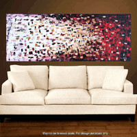 "72"" xxl Large Abstract Painting Acrylic Painting from Jolina Anthony"