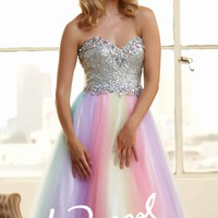 Mac Duggal Ballgowns 65086H Dress