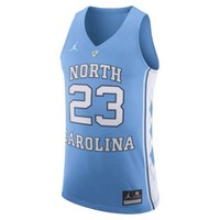 Jordan College Authentic (UNC) Men's Basketball Jersey. Nike.com