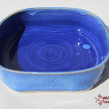 Casserole Dish for Two - Boldly Blue