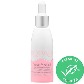Save Face Oil - Kopari | Sephora