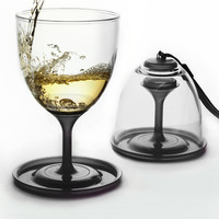 Black Stack n' Go Vino - Set of Two | zulily